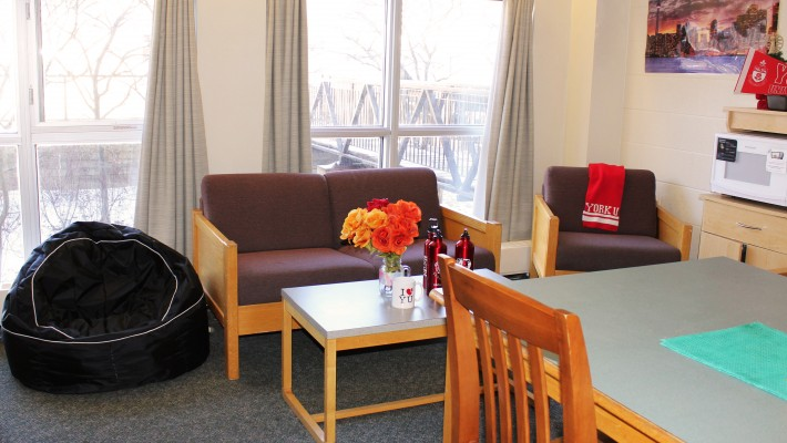 Calumet Suite Common Room