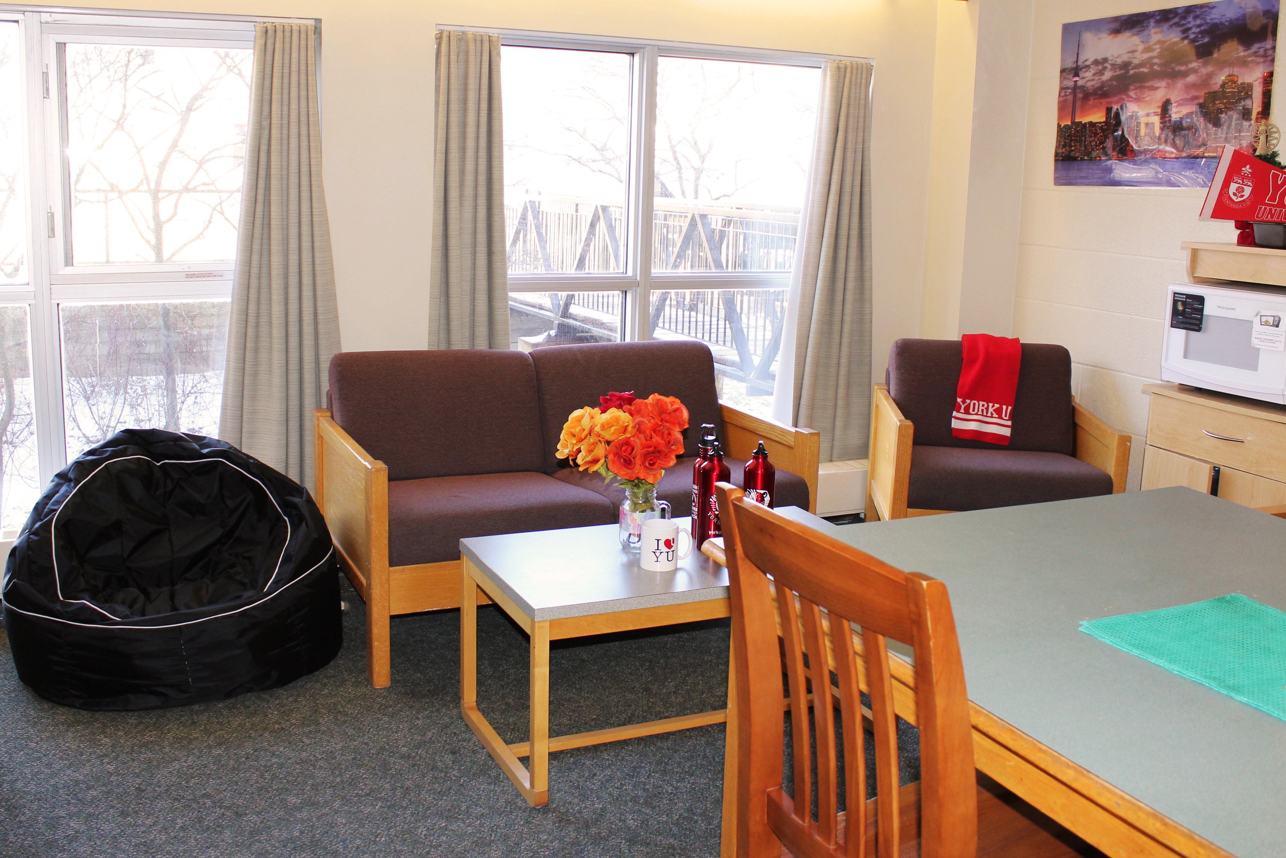 Calumet Suite Common Room