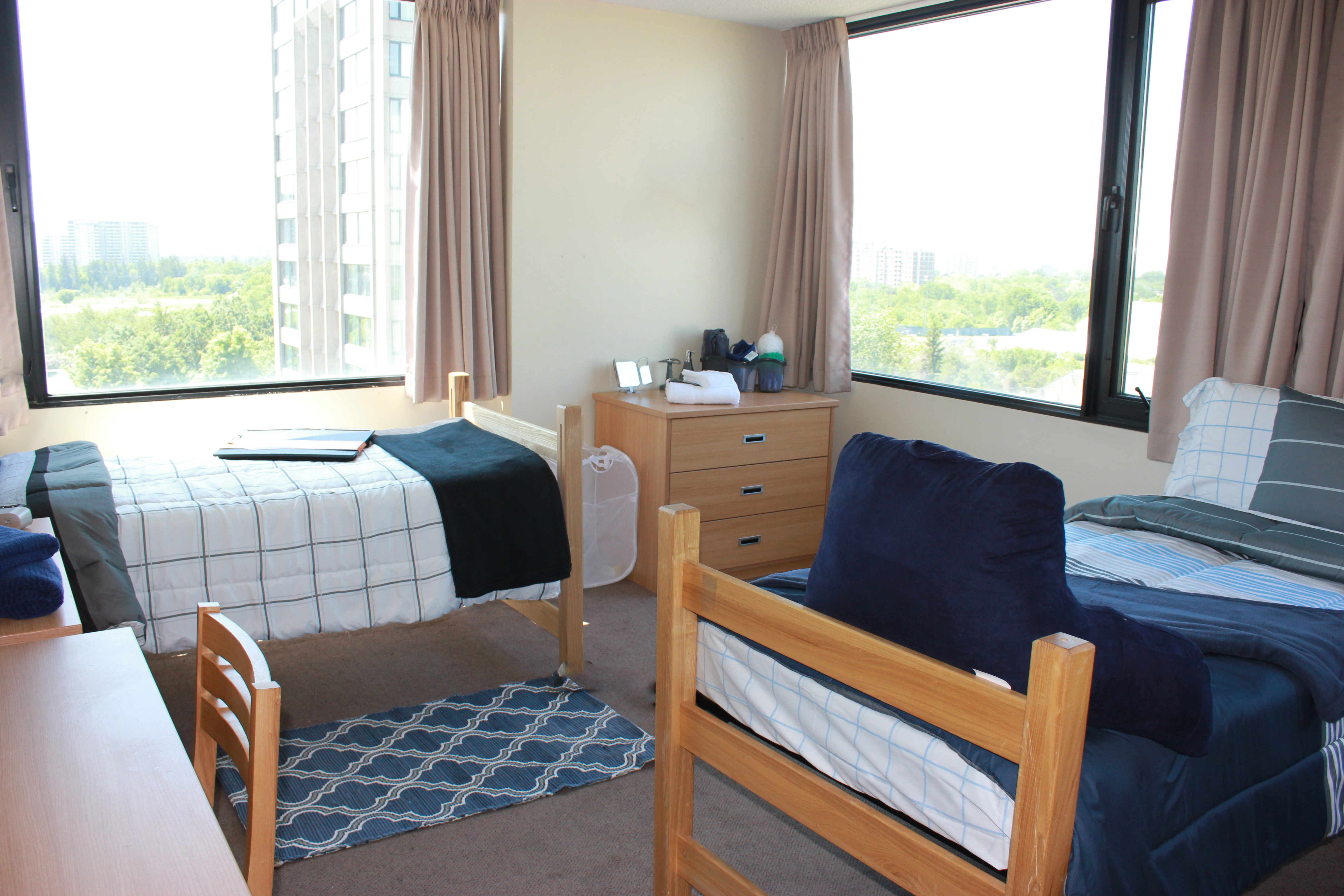Bethune Residence Double Room Interior
