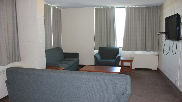 Bethune Residence Common Room