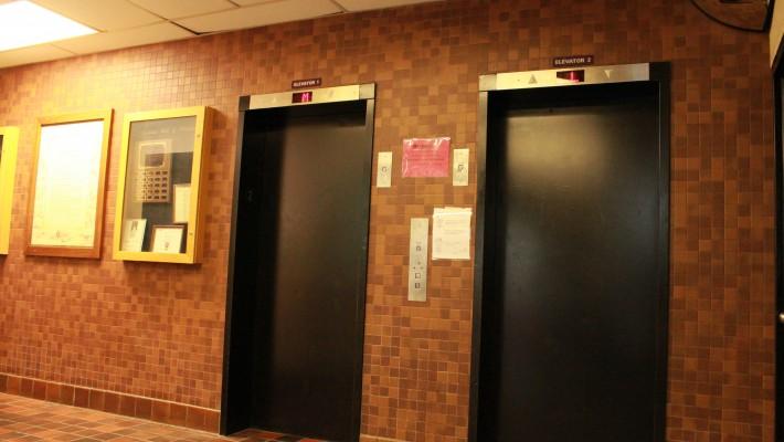 Stong Residence Elevators