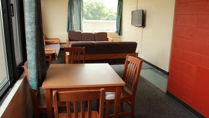 Stong Residence Common Room