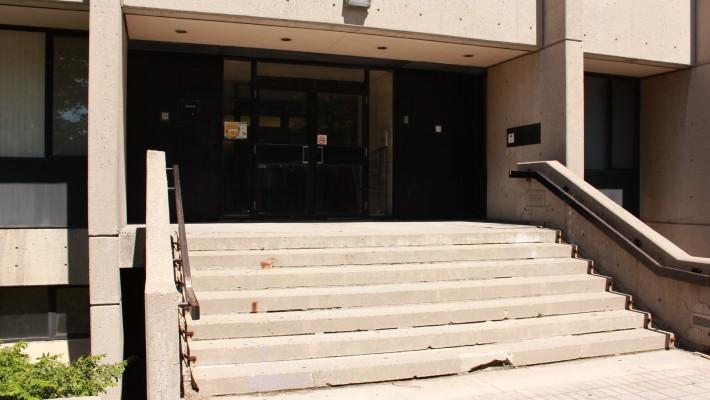 Tatham Residence Exterior Stairs
