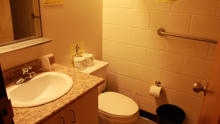 Calumet Suite Washroom