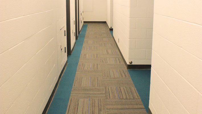image of tatham hall way