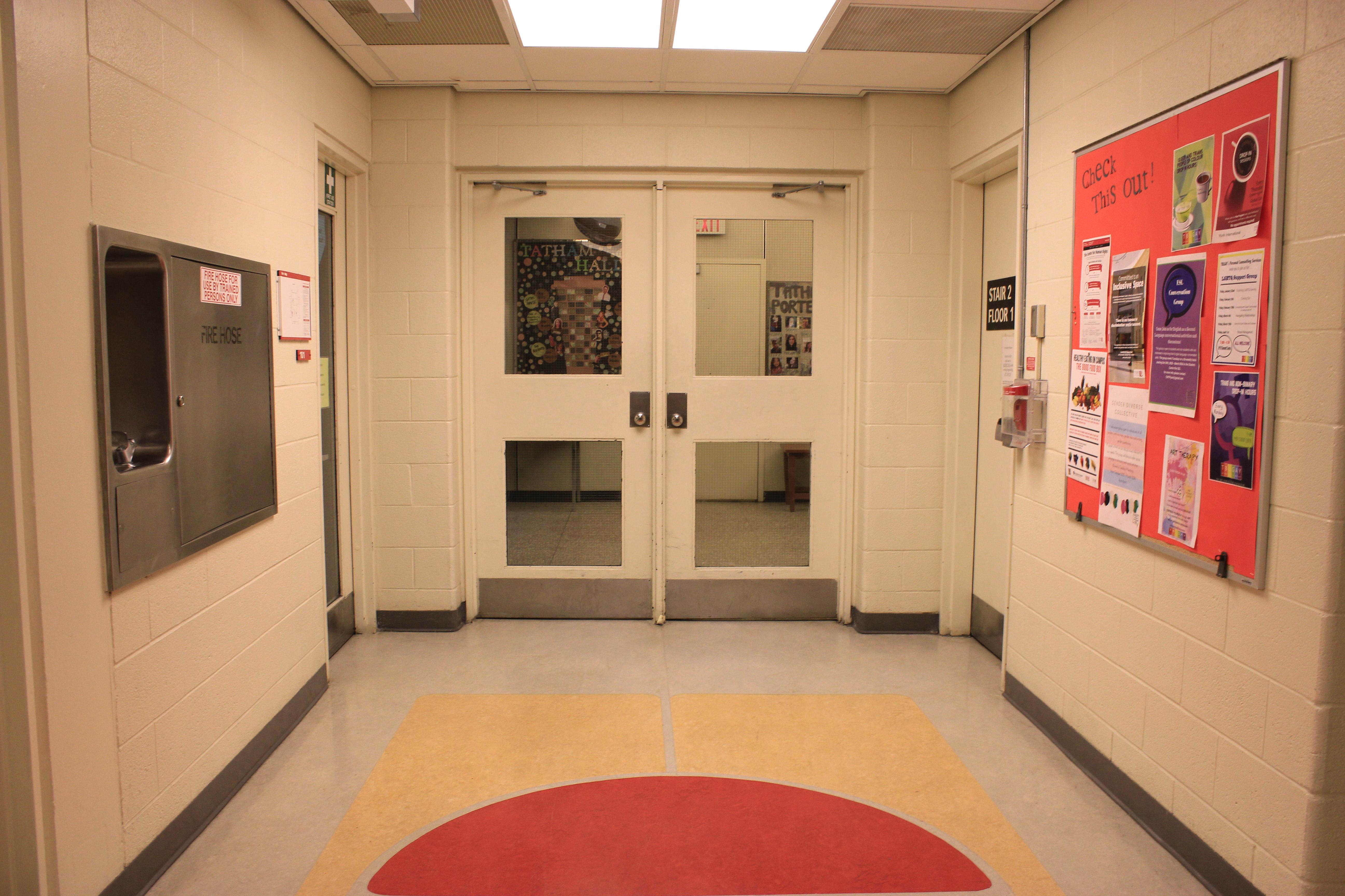 Tatham Residence Lobby