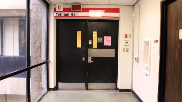 Tatham Interior entrance to lobby