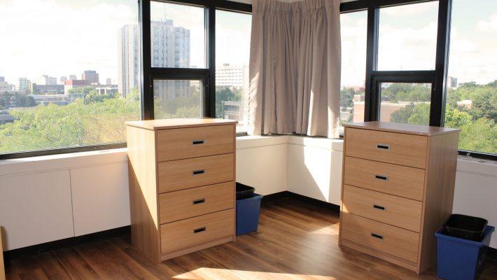 image of tatham double room