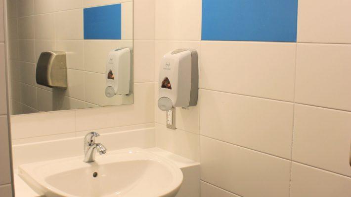image of tatham washroom