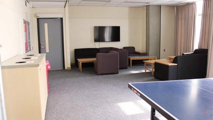 Vanier Common Room