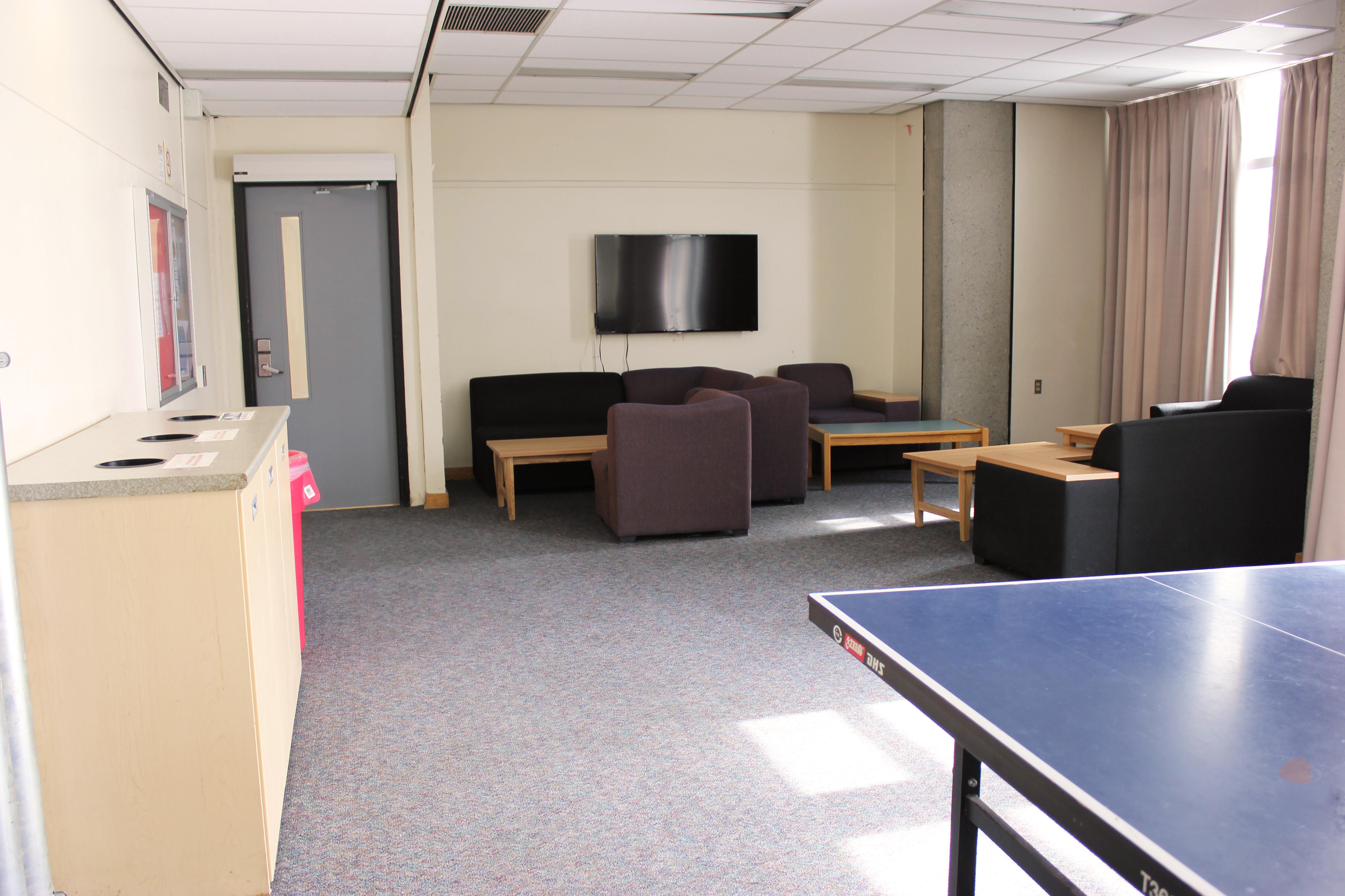 Vanier Common Room