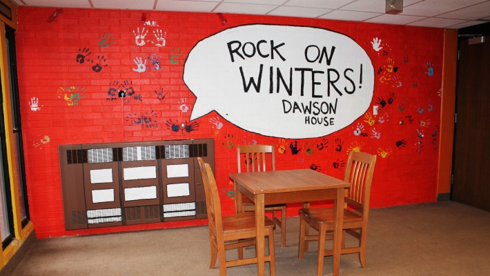 Winters Common Room