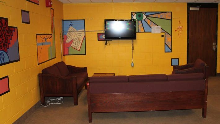 Winters Residence Common Room