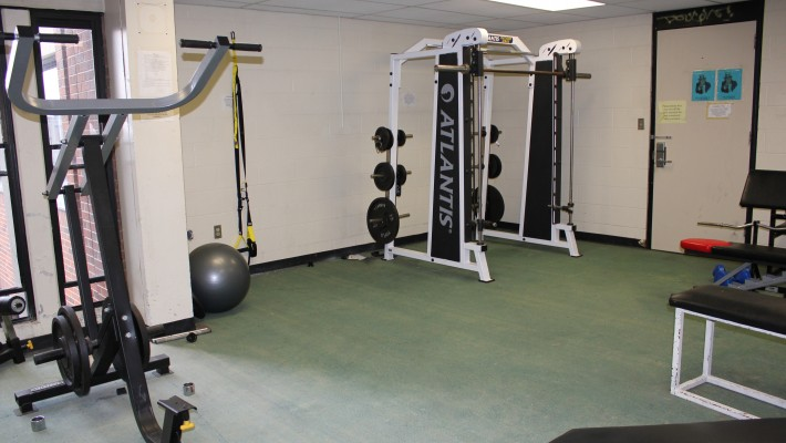 Winters Residence Gym
