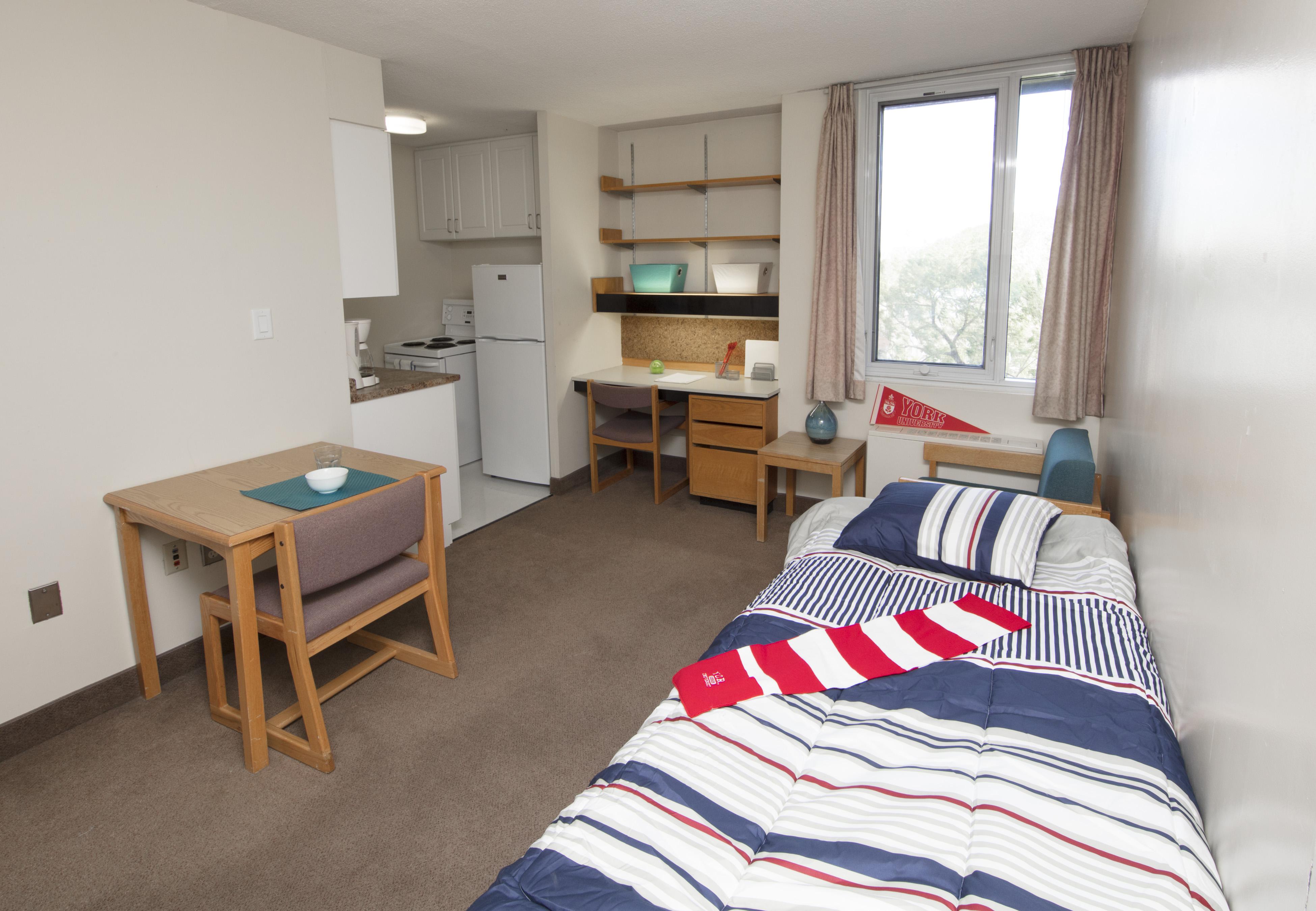 image of bachelor apartment