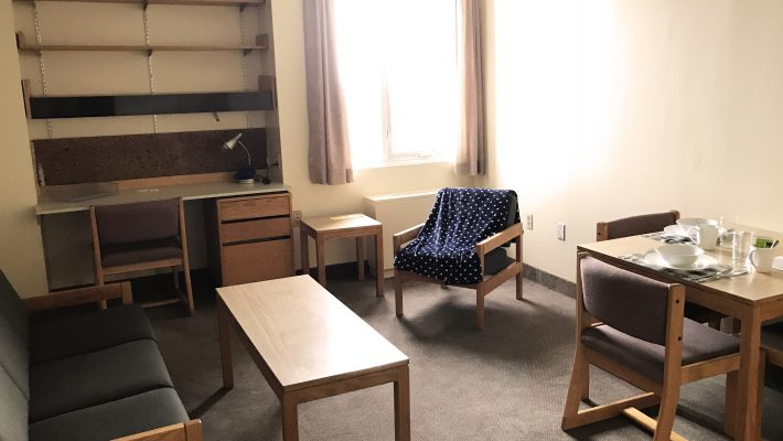 image of living room of apartment