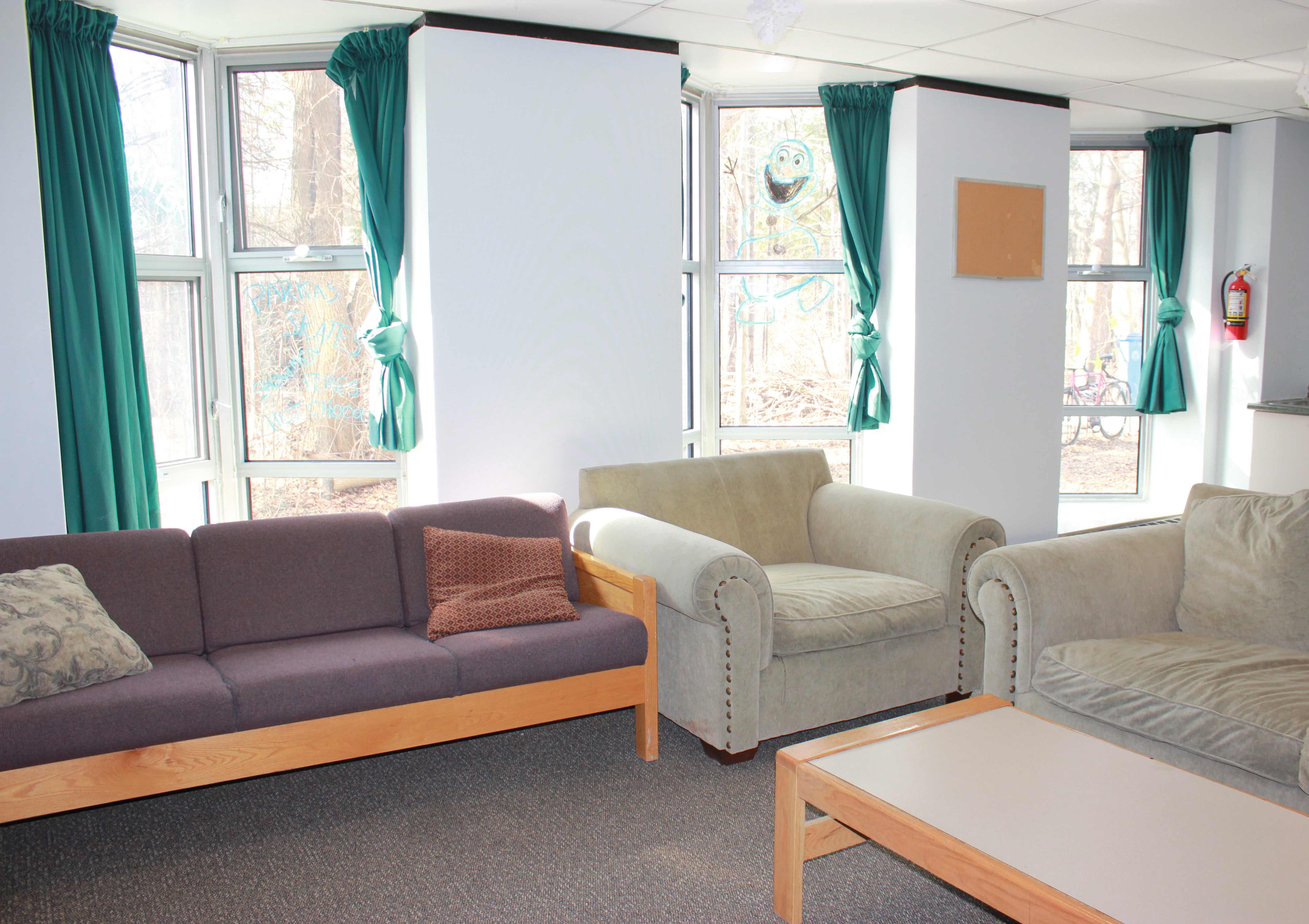 Hilliard Common Room