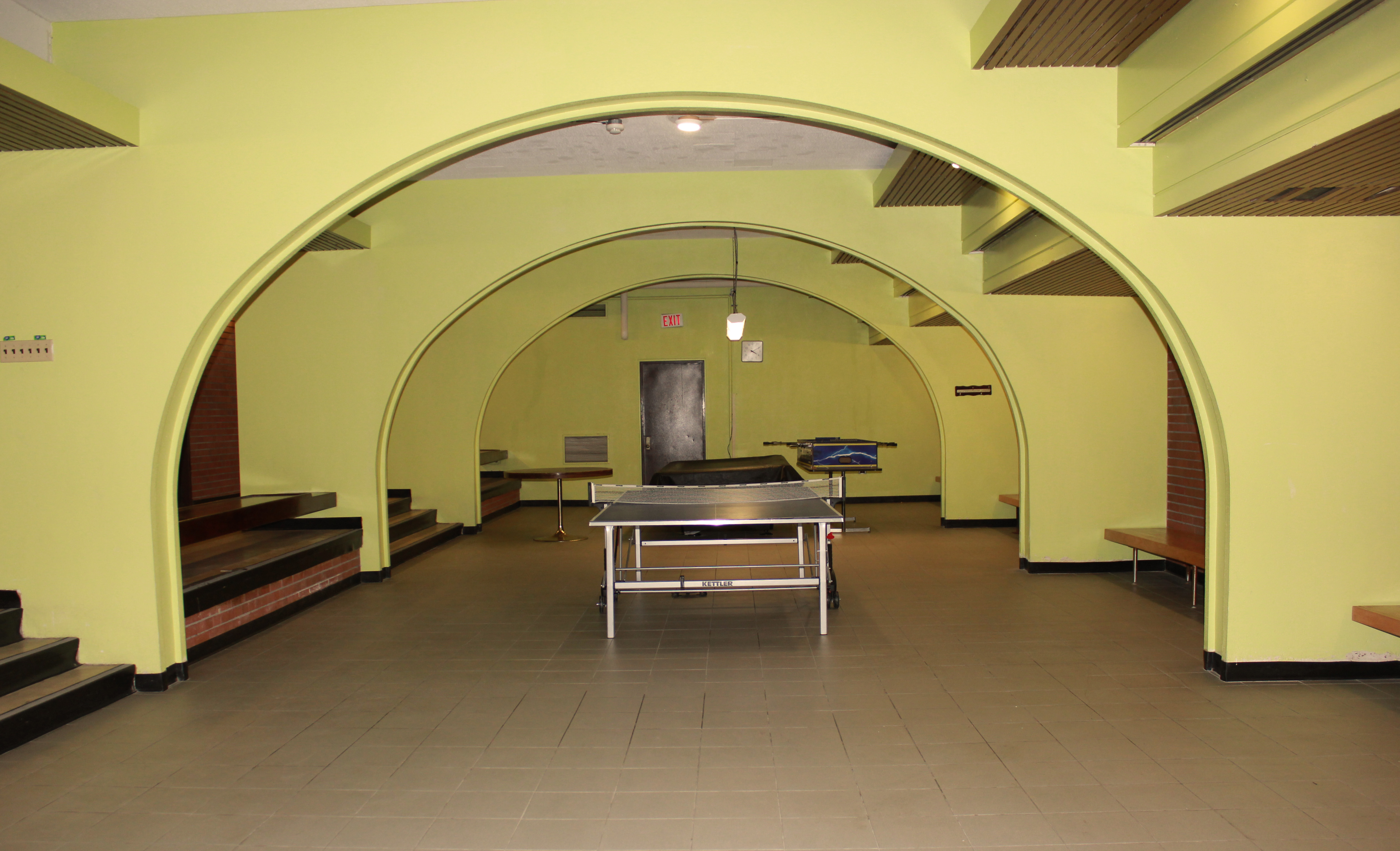 Hilliard Recreation Room