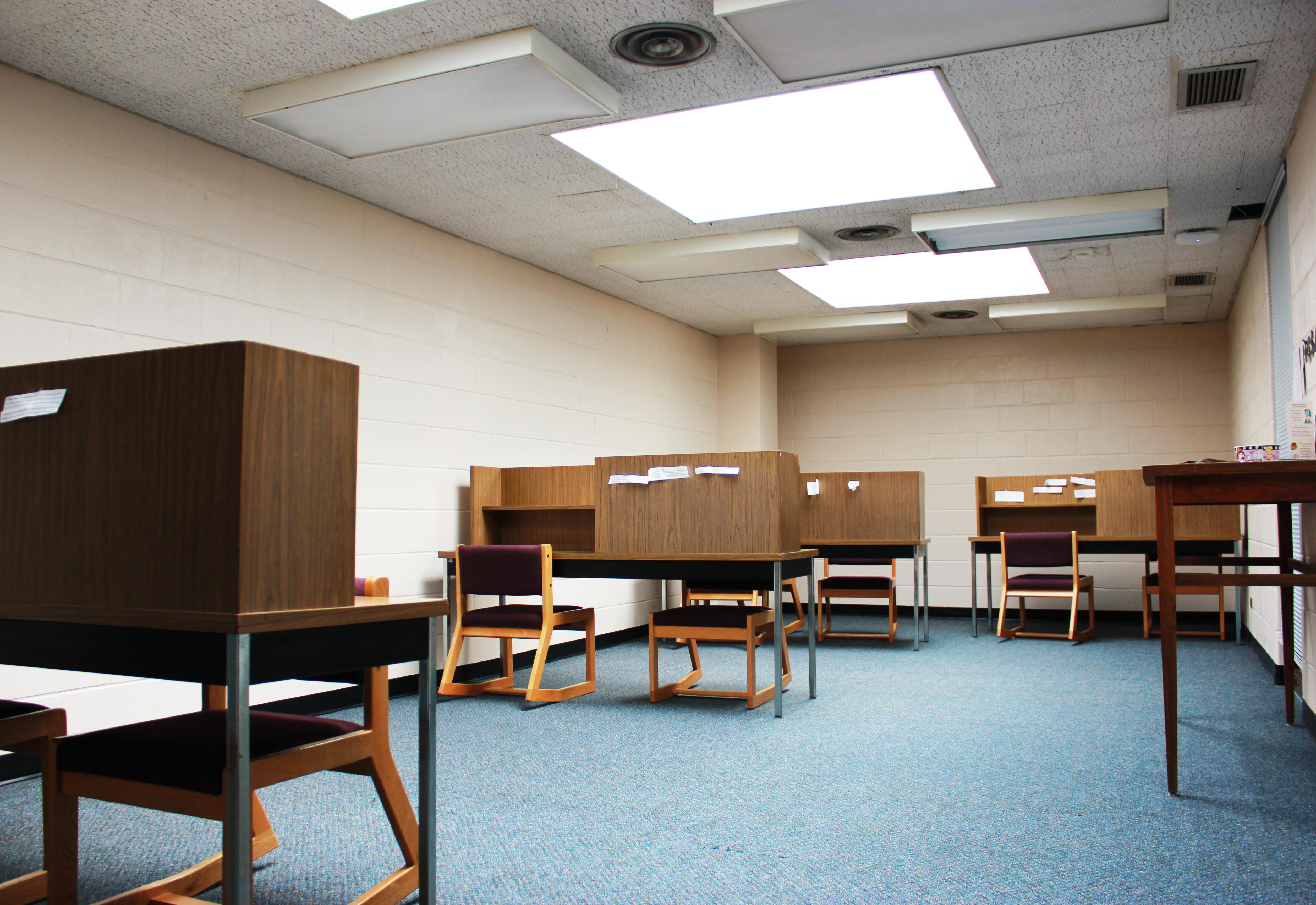 Hilliard Residence Study Room