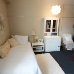 Glendon residence single room interior