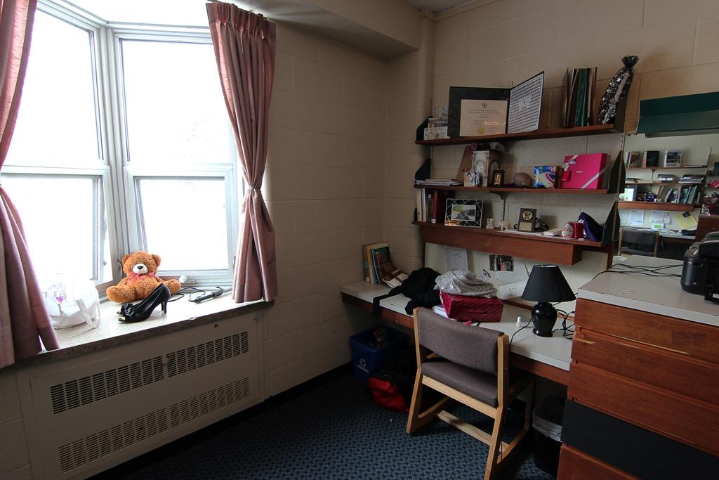 Glendon residence interior