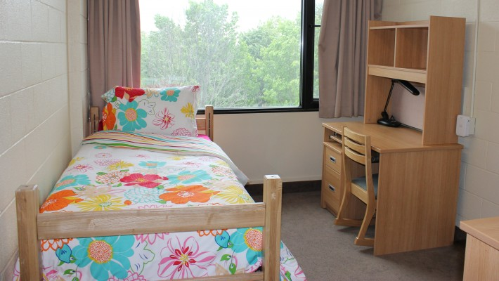 Stong Residence single room